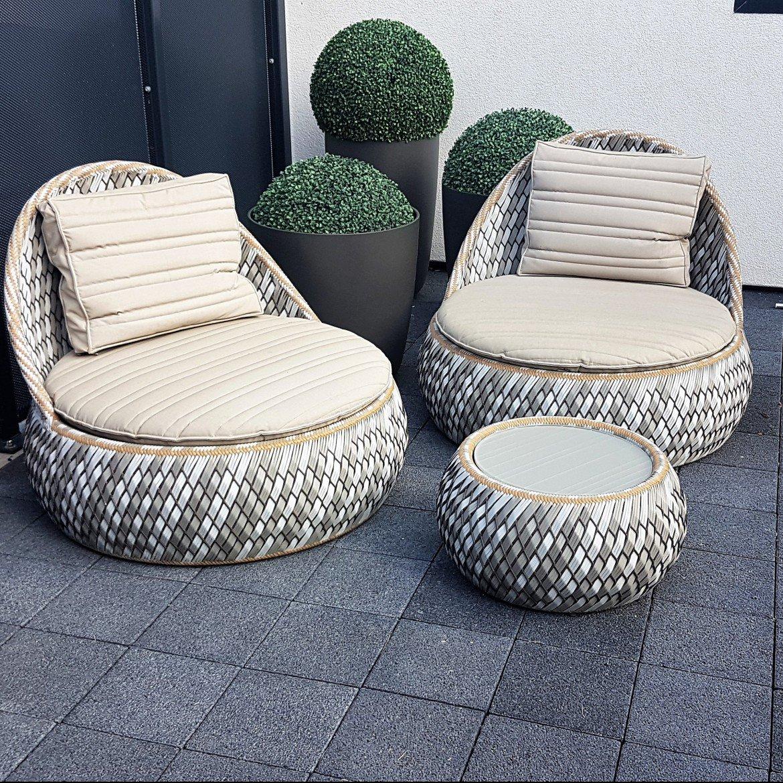 Dala dedon salon outdoor gobet meubles for Gobet meubles